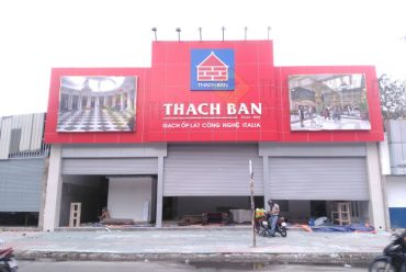 Mặt dựng alu Thach Ban 270 Lý Thường Kiệt Q.10
